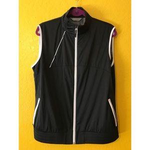 Callaway golf women's vest, black opti dri, XL